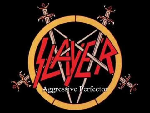 Slayer - Aggressive Perfector mp3