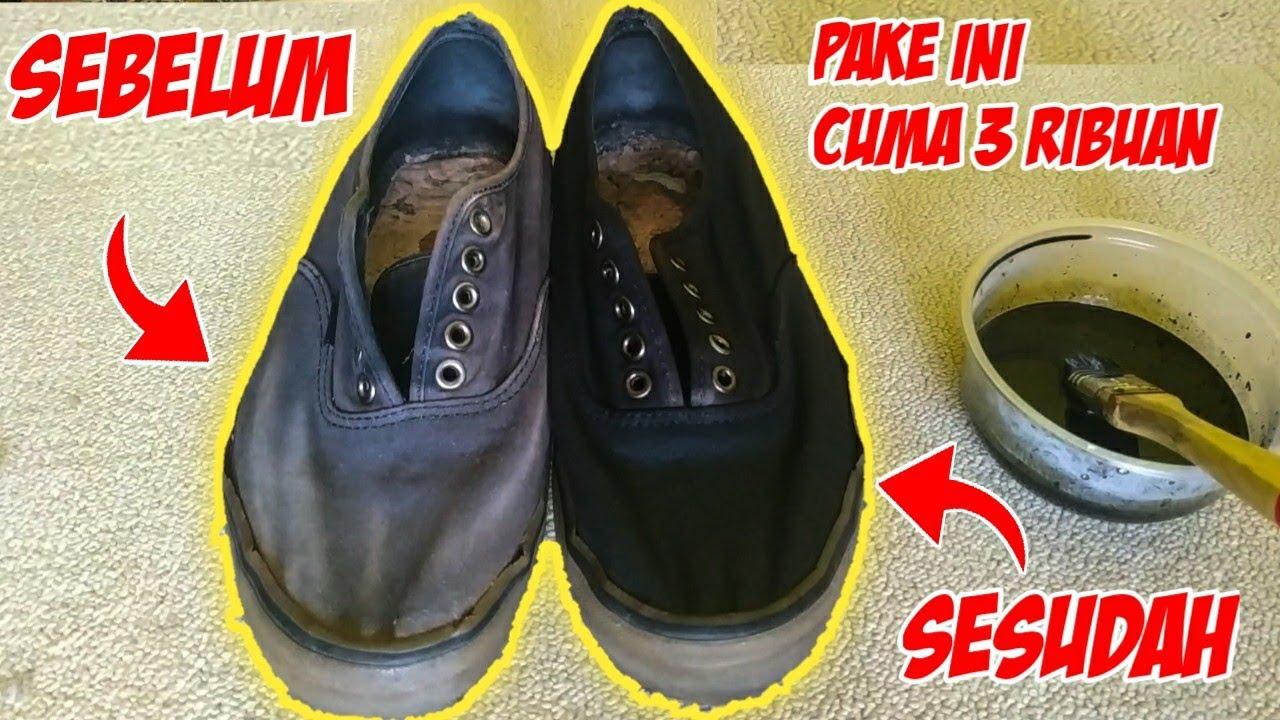 Tips Mengembalikan Warna Sepatu Vans Yang Pudar Cuma 3 Ribuan