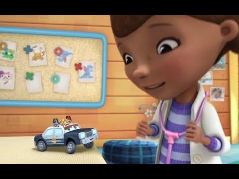 Сборник - Доктор Плюшева - машинки (Часть 1) l Мультфильмы Disney для детей