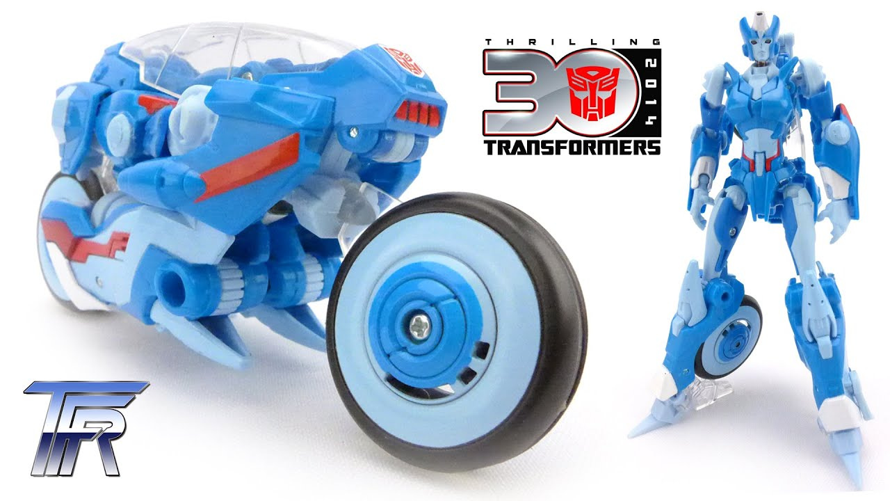 Transformers Generations Thrilling 30 Deluxe chromia-NEW EN STOCK