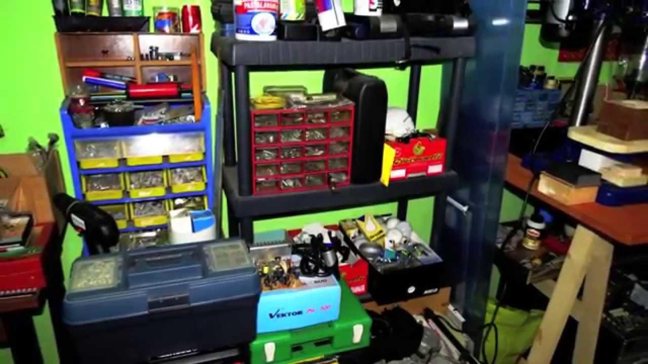 La mia officina garage laboratorio youtube for Officina garage indipendente