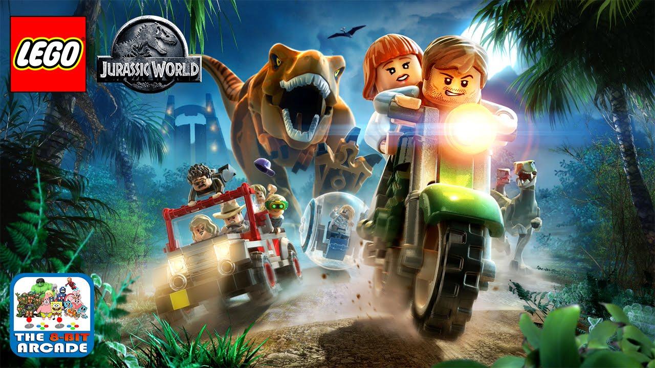 Lego Jurassic World Prologue Xbox One Gameplay Part 1 Youtube