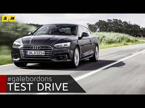 Audi A5 Coupé | Test drive #AMboxing [ENGLISH SUB]