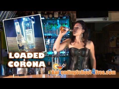 How to make a Loaded Corona (Drink Recipes)