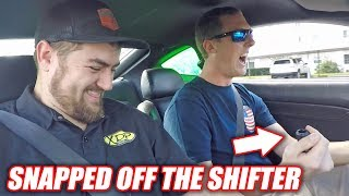 Download I Present To You the WORST 2nd Gear Shift EVER Recorded! Mp3 and Videos