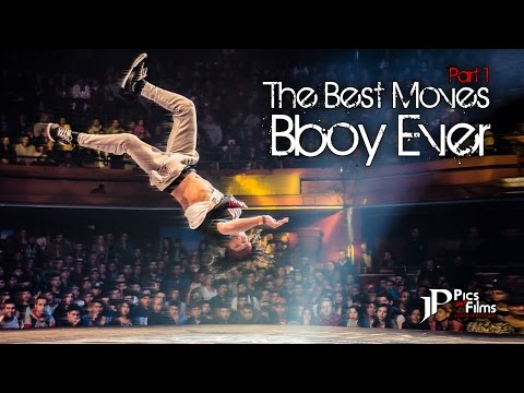 The Best Moves of Bboy Ever ★ 2016 #1