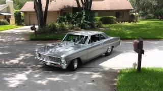 Tony Christian's 1966 Chevy Nova II