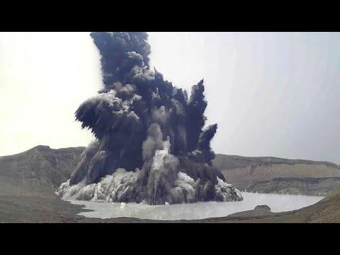 Taal Volcano Eruption Update; Mandatory Evacuations Issued, Explosive Eruption Likely
