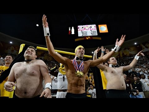 "Michael Phelps' ""Curtain Of Distraction"" Debut Goes Swimmingly 