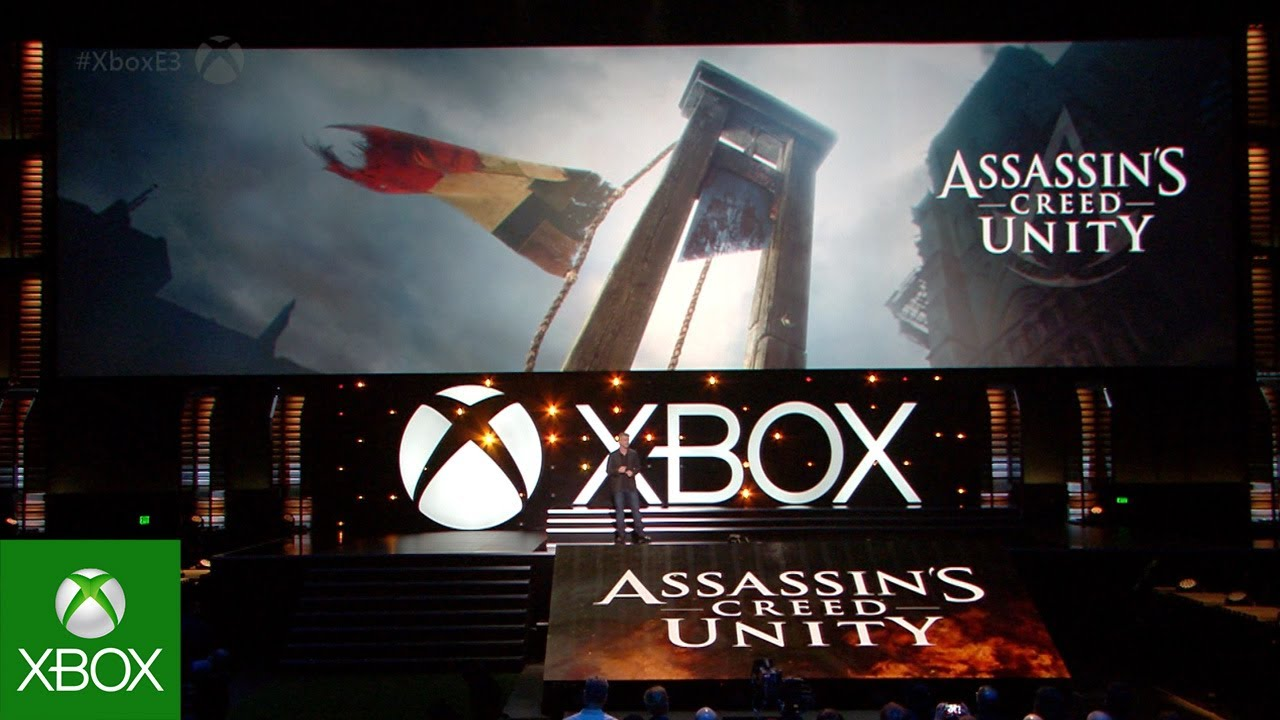 Xbox E3 2014 Media Briefing: Assassin's Creed: Unity