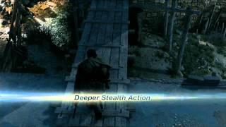 Metal Gear Solid V: The Phantom Pain - E3 2013 Xbox One Gameplay Demo- Eurogamer