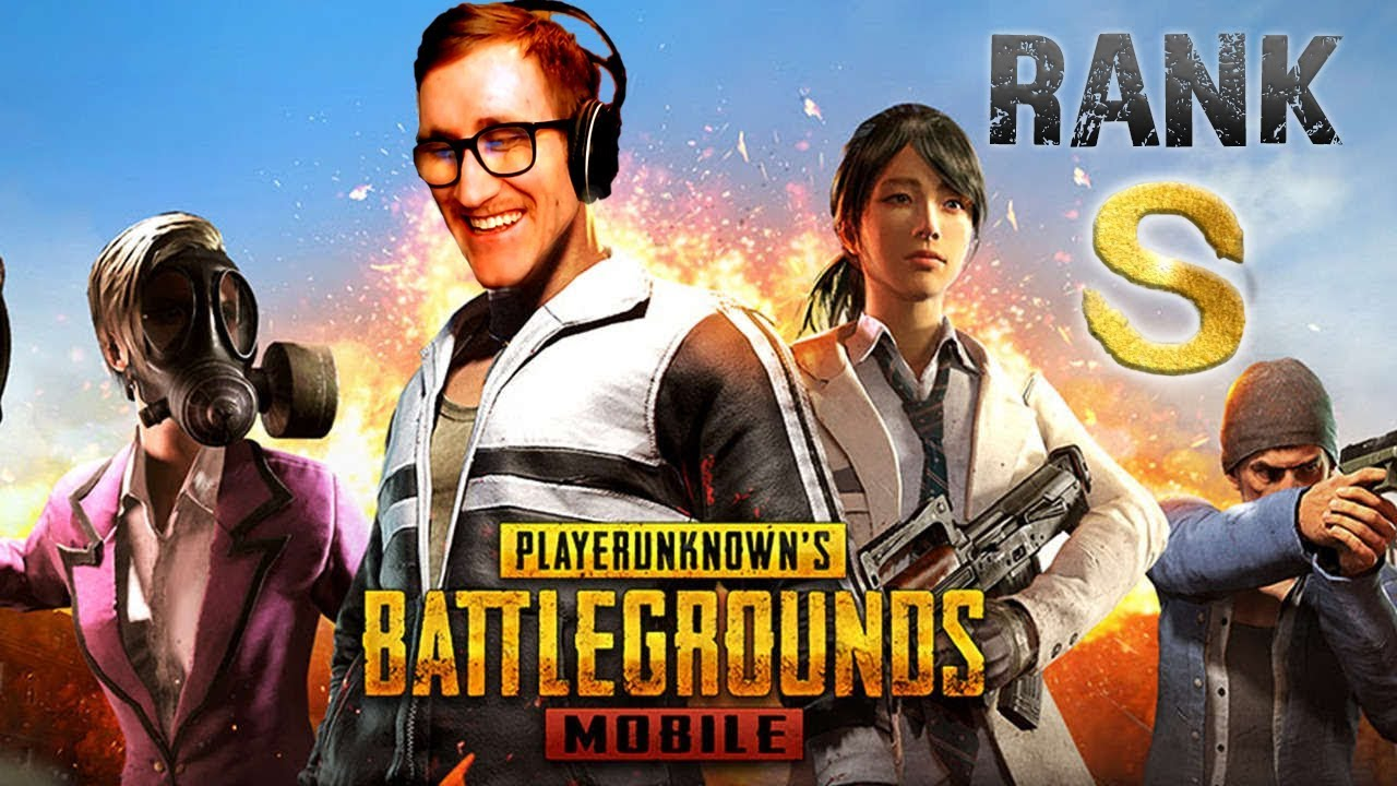 Unlock Hdr Pubg Ios: HOW TO GET RANK S PUBG Mobile