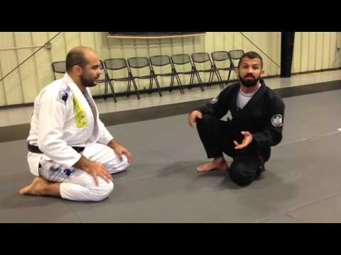 How To Avoid Getting Smashed by The Bigger Guys by 8x World Champion Bruno Malfacine