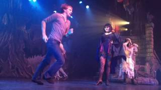 Love at First Fright - Six Flags St. Louis 2016 ON STAGE VIEW