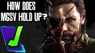 How Does Metal Gear Solid V Hold Up?