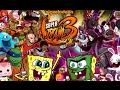 SUPER BRAWL 3 - GOOD Versus Evil (Abrasive SpongeBob)