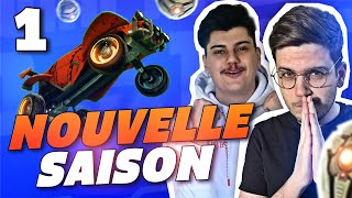 NOUVELLE SAISON ? | ROAD TO TOP 100 2V2 | S2E1 (ROCKET LEAGUE FR)