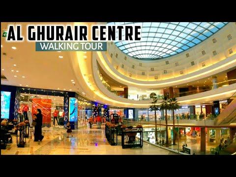 [4K] First Ever Shopping Mall in Dubai & UAE! Al Ghurair Cen