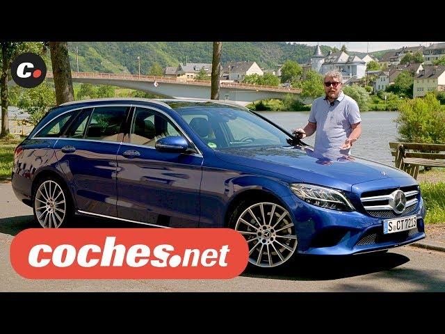 Mercedes-Benz Clase C 2018 / AMG C 43 | Primera prueba / Test / Review en español | coches.net