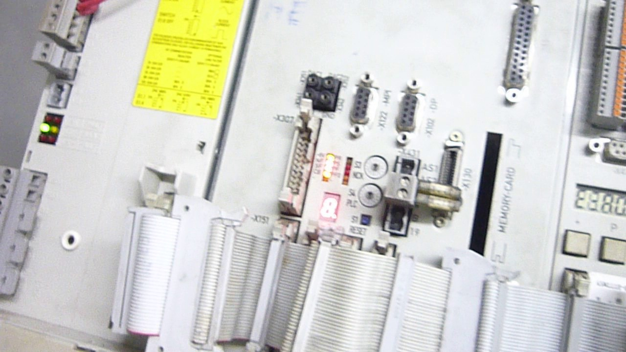 Siemens 611 Drive Manual Sie Vfd Wiring Diagram Simodrive Test 16 21kw With Lt Module 50a Youtube Rh Com Manuals Micromaster Vector