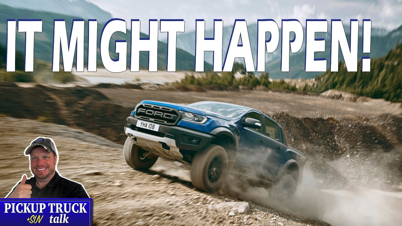 Could It BE? 2021 Ford Ranger Raptor Rumor - Game on Gladiator, Tacoma