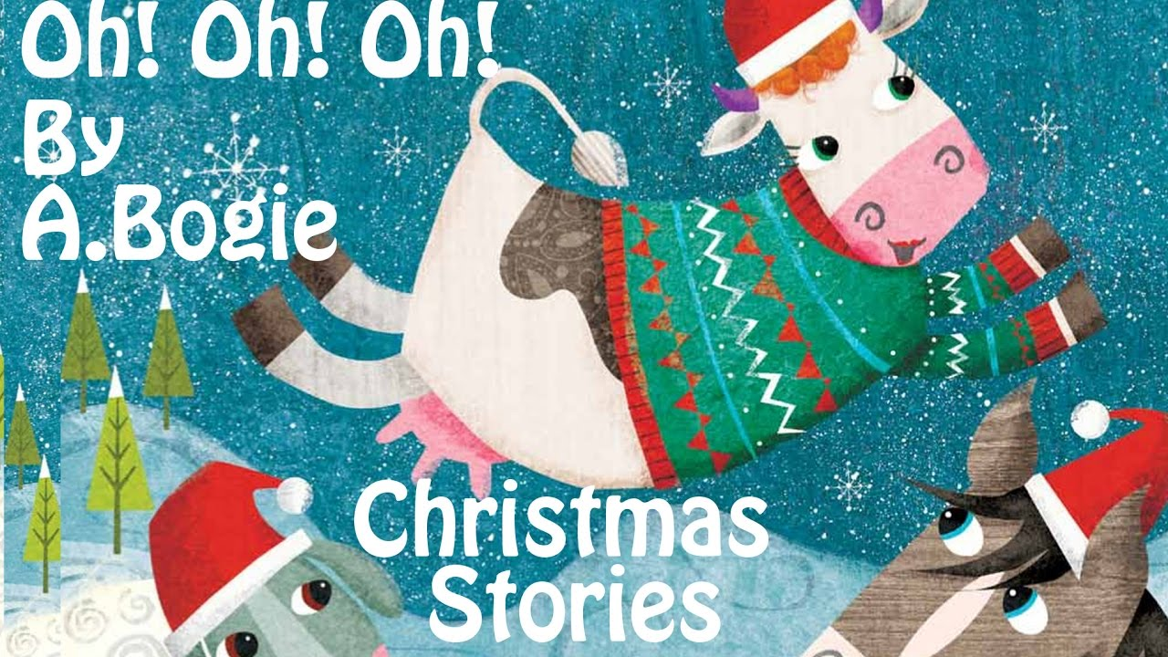 Christmas Stories For Kids.Christmas Stories For Kids Happy Hooves Oh Oh Oh
