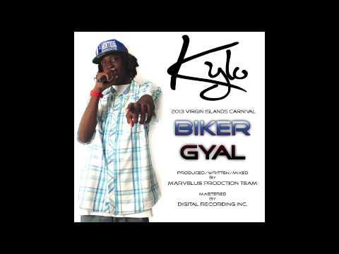 KYLO and Stylee Band : Biker Gyal [2013 Virgin Islands Carnival] (Bubble Gum Riddim)