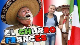 El charro francés más mexicano de todo México. SPOILER: ¡falsete estilo Aceves Mejía!