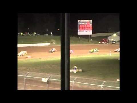 Oshkosh Speedzone Raceway - August 7, 2012 - Modified Feature