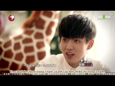 [Vietsub] 150222 A Date with Luyu Wu Yi Fan Cut [EXO Team]