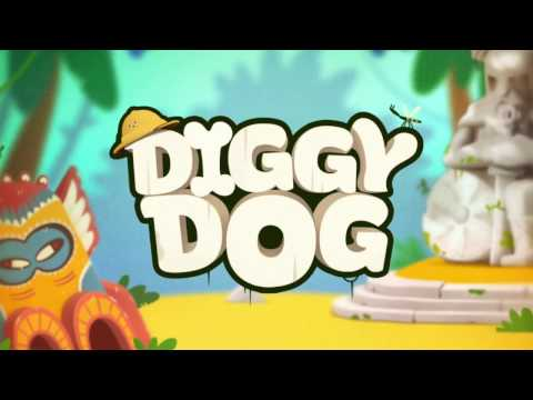 My Diggy dog - Android and IOS mobile game
