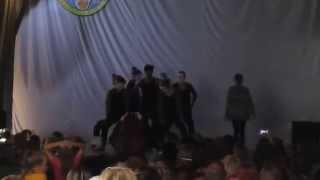 """Танец """"Маски"""" 2 отряд"""