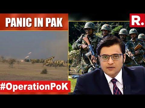 India Stuns Pakistan With Strike   The Debate With Arnab Goswami
