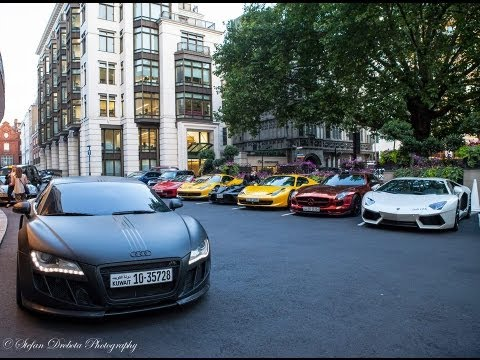 Million Supercar Car Park Best Combo Of Youtube
