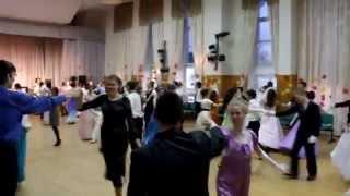 Осенний бал Православной молодёжи Екатеринбург