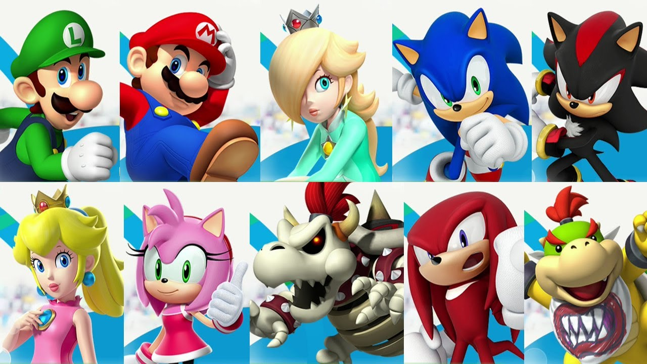 Mario & Sonic at the Rio 2016 Olympic Games (Wii U ...