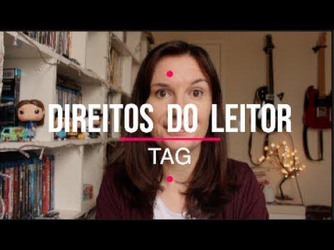 TAG: Direitos do Leitor | Tatiana Feltrin