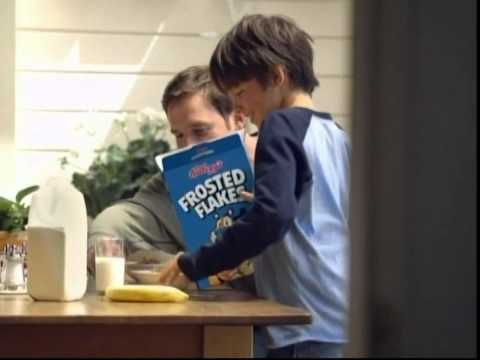 Kellogs Frosted Flakes Commercial 2011