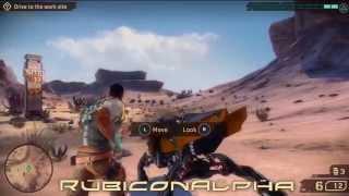 "Starhawk (PS3) ""Homecoming"" (Single Player)"