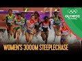 Yuliya Zaripova Wins Women's 3000m Steeplechase Gold - London 2012 Olympics