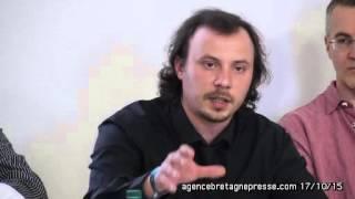 Stéphane Domagala présente l'ANH