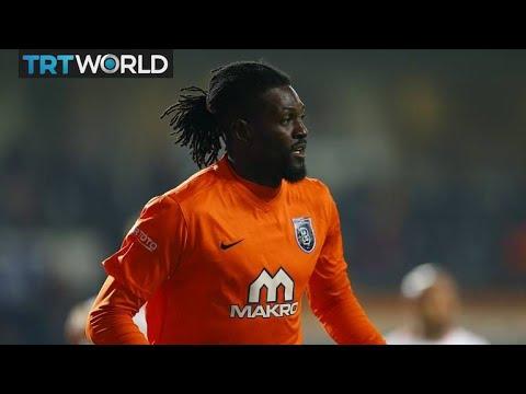 Basaksehir's Emmanuel Adebayor: Exclusive Interview