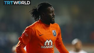 Basaksehir's Emmanuel Adebayor: Exclusive Interview