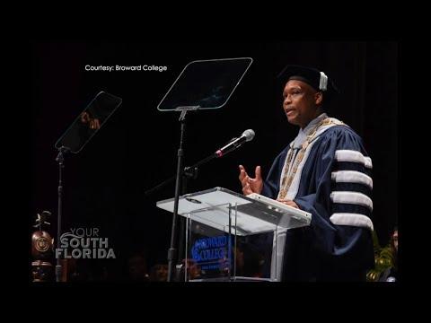 Broward College President Haile | YSF