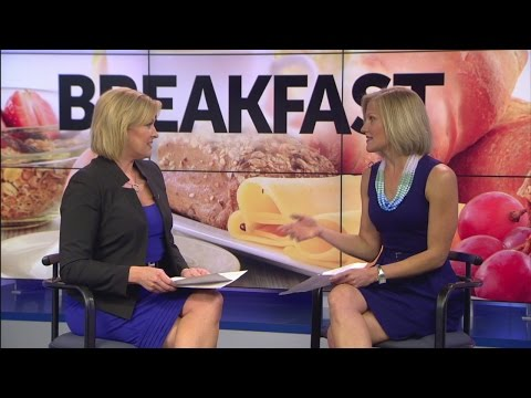 Dietitian provides tips for breakfast