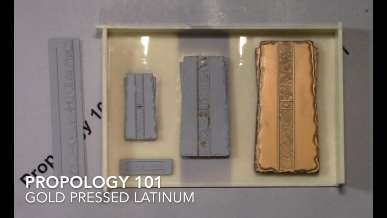 Star Trek Gold Pressed Latinum