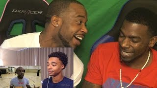 Reacting To FlightReacts Reacting To My 1vs1 IRL Basketball Game! Flight Diss