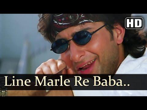 Line Marle Re Baba Line Maarle - Saif Ali Khan - Hum Se Badkar Kaun - Latest Bollywood Songs