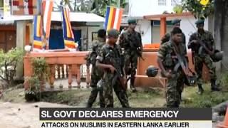 Sri Lanka declares emergency post riots