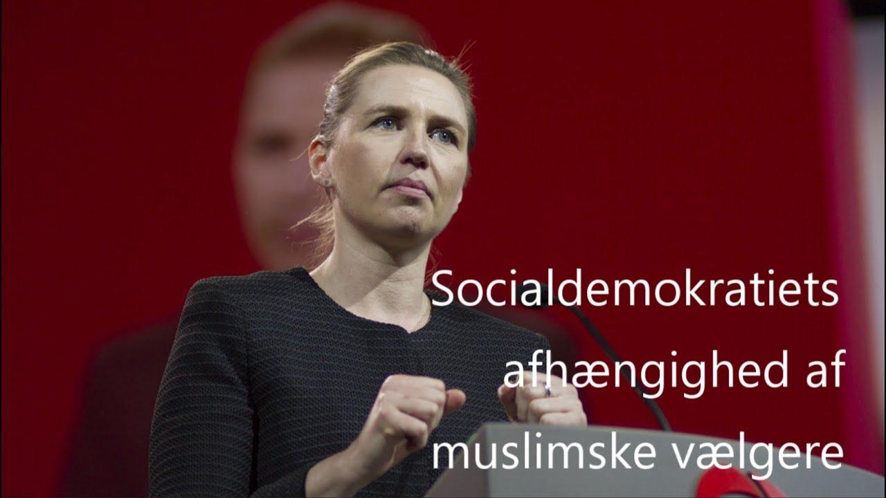 Socialdemokratiets dybe afhængighed af muslimske vælgere